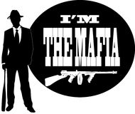 Mafia logo 2 Stock Photo