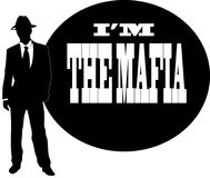MAFIA LOGO 1 Royalty Free Stock Image