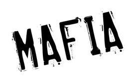 Mafia rubber stamp Stock Photo