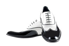 Mafia Shoes Stock Photography