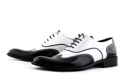 Mafia Shoes Royalty Free Stock Image