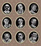 Mafiaaufkleber Lizenzfreies Stockbild