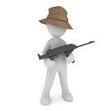 Mafiosi Image libre de droits