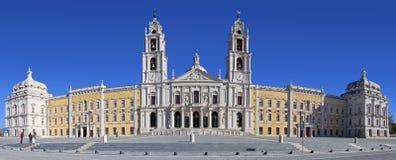 Mafra全国宫殿、女修道院和大教堂 库存照片