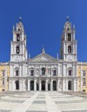 Mafra National Palace, Convent and Basilica in Portugal. Francis Stock Images