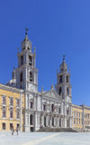 Mafra National Palace, Convent and Basilica Royalty Free Stock Image