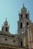 Mafra National Palace, Mafra, Portugal Royalty Free Stock Photos