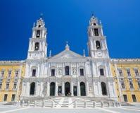 mafraslott portugal Royaltyfria Bilder