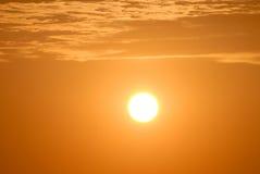 mag słońce Obraz Stock