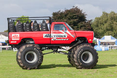 Mag Tools Cruiser event rides at Truckfest 2017 Royalty Free Stock Image