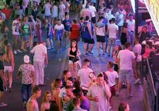 Magaluf 008 Royalty Free Stock Image