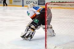 Magarilov S. (83), goalkeeper Stock Photo