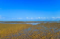 Magaruque海岛-莫桑比克 库存图片