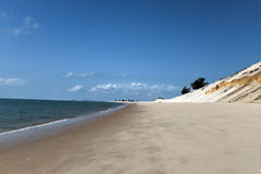 Magaruque海岛-莫桑比克 图库摄影