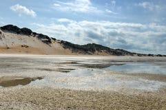Magaruque-Insel - Mosambik Lizenzfreie Stockfotografie