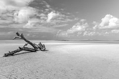Magaruque Island - Mozambique. Magaruque Island, formerly Ilha Santa Isabel, is part of the Bazaruto Archipelago, off the coast of Mozambique Royalty Free Stock Image