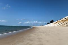 Magaruque wyspa - Mozambik Fotografia Stock