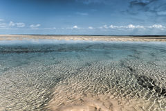 Magaruque wyspa - Mozambik Obrazy Royalty Free