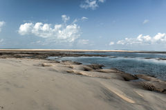 Magaruqueeiland - Mozambique Royalty-vrije Stock Afbeelding