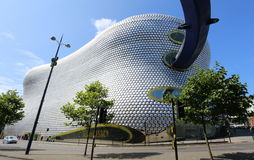 Magasin Birmingham R-U de Selfridges Photo stock