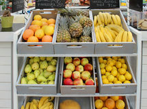 Magasin d'aliment biologique photos libres de droits