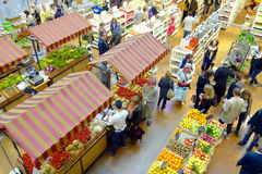 Magasin d'Eataly Images stock