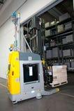 Magasin d'estampes : Entrepôt automatisé (pour le papier) Photo stock