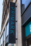 Magasin d'habillement de Primark à Londres Photo libre de droits