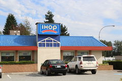 Magasin d'Ihop Photos stock