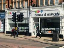 Magasin de Barnard Marcus photos stock
