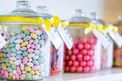 Magasin de bonbons Images libres de droits