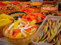 Magasin de bonbons Image libre de droits