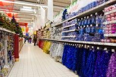 Magasin de décoration image stock