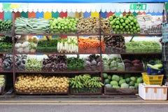 Magasin de fruit photographie stock libre de droits