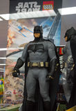 Magasin de jouet de Batman images stock