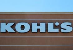 Magasin de Kohl Images libres de droits