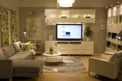 Magasin de meubles Photographie stock libre de droits