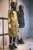 Magasin de mode de femmes Photos stock