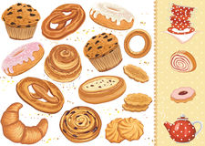 Magasin de pain Photographie stock