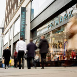 Magasin de Primark, rue d'Oxford, Londres Image stock