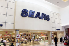 Magasin de Sears Photos stock
