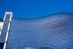 Magasin de Selfridges à Birmingham, R-U Photographie stock libre de droits