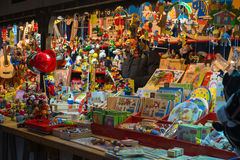 Magasin de souvenirs photo stock