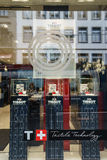 Magasin de Tissot Photographie stock