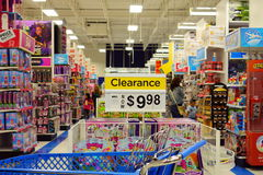 Magasin de Toys R Us Images stock