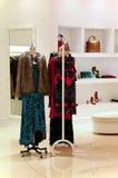 Magasin de vêtements de mode de Ldies image stock