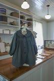 Magasin de vêtements de vintage Photos libres de droits