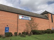 Magasin de Wickes photographie stock
