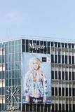Magasin Du Nord w Aarhus, Dani Fotografia Royalty Free