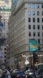Magasin emblématique de Bulgari sur la 5ème avenue à New York Image stock